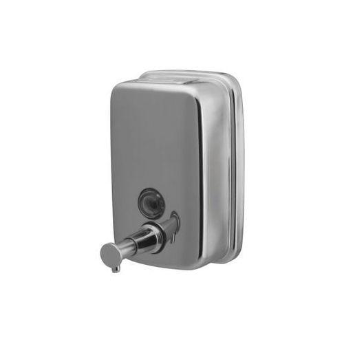 Dozowniki mydła, Dozownik mydła Masterline 0,5 l stal chrom