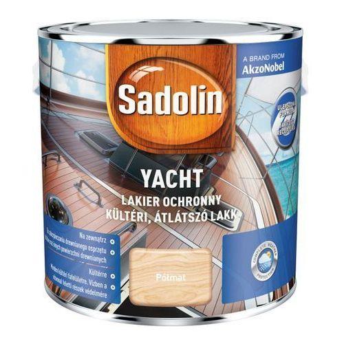 Lakiery, Lakier ochronny Sadolin Yacht półmat 2,5 l