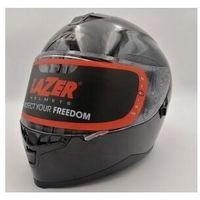 Kaski motocyklowe, Lazer kask integralny vertigo evo z l czarny metal