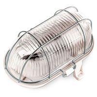 Oprawy, Oprawa kanałowa OWAL 100 SIATKA METAL 5900605092125 - Kobi Light - Rabat w koszyku