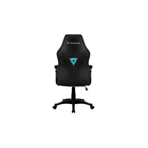 Fotele dla graczy, Fotel gamingowy Aerocool EC1 AERO-EC1-B (kolor czarny)