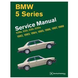 BMW 5 Series Service Manual 1982-1988 (E28) Now in Hardcover (opr. twarda)