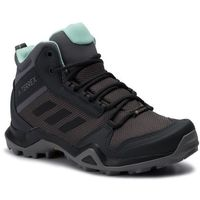 Damskie obuwie sportowe, Buty adidas - Terrex Ax3 Mid Gtx W GORE-TEX BC0591 Grefiv/Cblack/Clemin