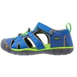 Keen SEACAMP II CNX Sandały trekkingowe true blue/jasmine green