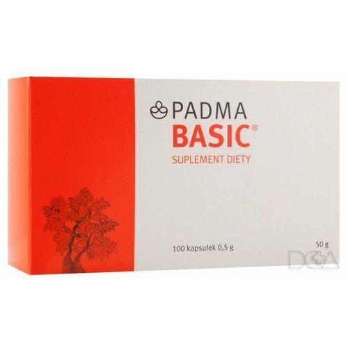 Pozostałe leki na układ krążenia, Padma basic x 100 kaps