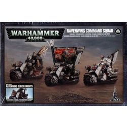 Ravenwing Command Squad (44-11) GamesWorkshop 99120101097