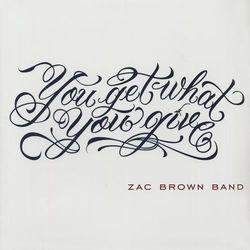 You Get What You Give (2xWinyl) - Zac Brown Band DARMOWA DOSTAWA KIOSK RUCHU