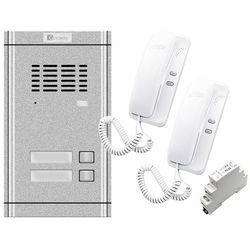 Zestaw domofonowy 2 rodzinny WL-02NE-2
