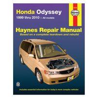 Biblioteka motoryzacji, 99734Honda Odyssey (99 - 10) (USA) (opr. miękka)
