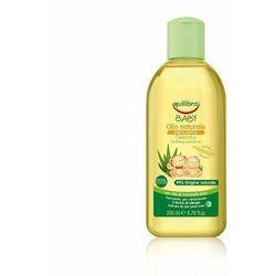 EQUILIBRA Naturalna oliwka pielęgnacyjna dla dzieci 0m+