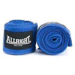 Bandaż bokserski Allright niebieski 3m