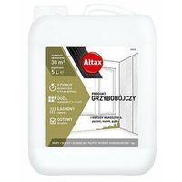 Pozostałe farby i akcesoria, Preparat do usuwania grzybów Altax 5 l