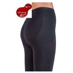Legginsy odchudzajace, przeciwcellulitowe z włókna emana®, modelujące, maksymalnie wyszczuplające, niezwykle eleganckie, gładkie - BeautySAN