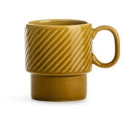 Sagaform - Coffee - filiżanka do kawy 0,25 l, żółta - żółty