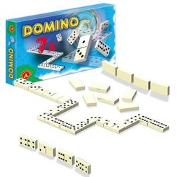 Alexander, gra logiczna Domino