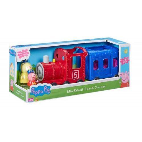 Kolejki i tory dla dzieci, Kolejka Świnka Peppa 5O31FW