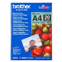 Papiery fotograficzne, Papier BROTHER Innobella 260g A4 Błyszczący