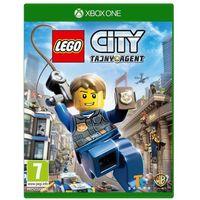 Gry na Xbox One, LEGO City Tajny Agent (Xbox One)