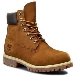 Trapery TIMBERLAND - Premium 6 Inch Boot 72066/TB0720668271 Orange
