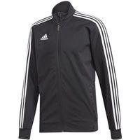 Odzież do sportów drużynowych, Bluza dla dzieci adidas Tiro 19 Training Jacket czarna DT5276