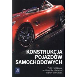 Konstrukcje pojazdów samochodowych (opr. miękka)