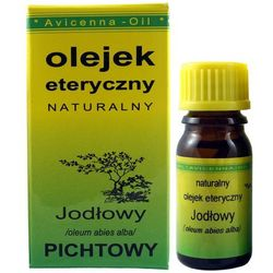 Olejek eteryczny jodłowy - - 10 ml