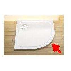 Ravak Panel ELIPSO PRO-80 SET biały XA934001010
