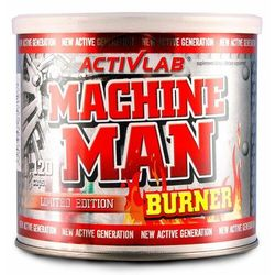 Activlab Machine Man Burner - 120 kaps.
