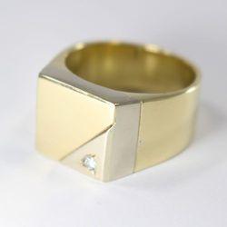 Złoty sygnet - P1174