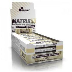 Baton wysokobiałkowy OLIMP Matrix PRO 32 80g - 24 szt., Smaki: Dowolny Najlepszy produkt Najlepszy produkt tylko u nas!