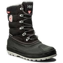 Śniegowce HELLY HANSEN - Tundra Cwb 112-32.991 Jet Black/Charcoal/Angora/Light Grey