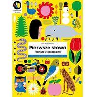 Pozostałe zabawki edukacyjne, Pierwsze słowa. Plansze z obrazkami - Aino-Maija Metsola