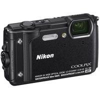 Aparaty kompaktowe, Nikon Coolpix W300