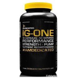 Dedicated Nutrition IG-ONE 50k energia