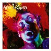 Rock, ALICE IN CHAINS - FACELIFT (CD)