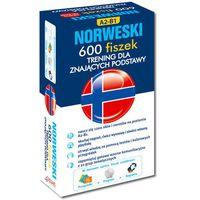 Książki do nauki języka, Norweski. 600 fiszek. Trening dla znających podstawy (opr. kartonowa)