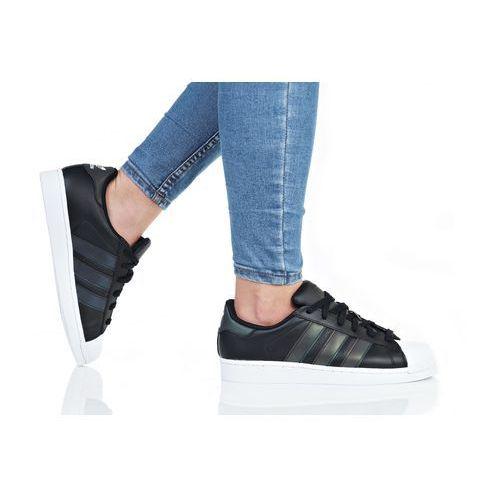 Obuwie sportowe dla dzieci, adidas Originals SUPERSTAR Tenisówki i Trampki core black/footwear white
