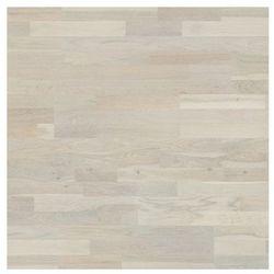 Deska trójwarstwowa Barlinek 3-lamelowa Dąb Winter 1 58 m2