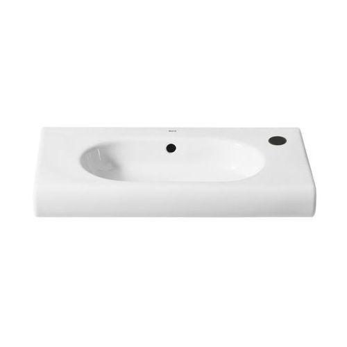 Umywalki, Umywalka 60 x 32 cm Roca Meridian-N Compacto A32724T000