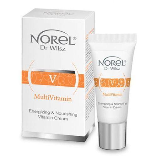 Pozostała pielęgnacja, Norel (Dr Wilsz) MULTIVITAMIN ENERGIZING AND NOURISING VITAMIN CREAM Energizująco-odżywczy krem witaminowy (DS510)