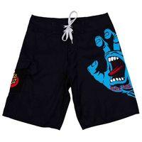 Kąpielówki, strój kąpielowy SANTA CRUZ - Screaming Hand Board Black (BLACK) rozmiar: 32