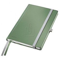 Notatnik Leitz Style A5 twarda oprawa seledynowy 44860053