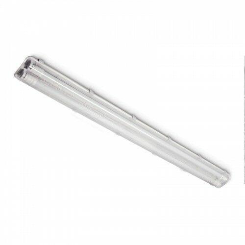 Oprawy, Oprawa LED HERMETIC 2x120 5900605099360 - Kobi Light - Rabat w koszyku