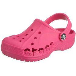 Crocs Baya Kids Fuchsia Różowe klapki dla dzieci Fuksja Różne rozmiary