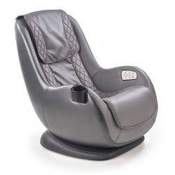 Fotel masujący Satell - popielaty