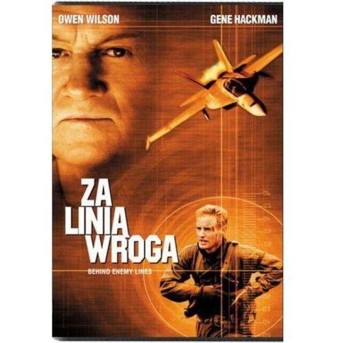 Filmy wojenne, Za linią wroga (DVD) - John Moore DARMOWA DOSTAWA KIOSK RUCHU