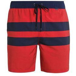 Hurley PHANTOM BLACKBALL BEATER VOLLEY Szorty kąpielowe speed red