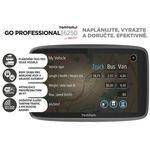 Nawigacja samochodowa, TomTom GO Professional 6250