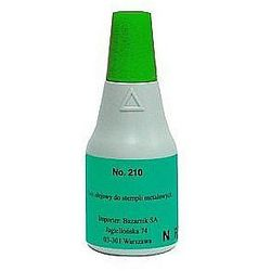 Tusz olejowy NORIS 210 do stempli metalowych zielony 25ml