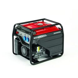 Agregat prądotwórczy HONDA EG 5500 CL (5,0kW) AVR + OLEJ + DOSTAWA GRATIS